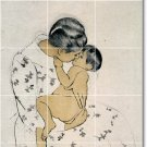 Cassatt Mother Child Tiles Floor Room Mural Idea House Decorating