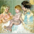 Cassatt Mother Child Kitchen Wall Murals Floor Home Modern Design