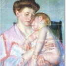Cassatt Mother Child Kitchen Murals Floor Wall Home Design Modern