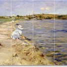 Chase Waterfront Wall Tiles Room Mural Living Remodel Home Art