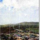 Chase Landscapes Mural Living Room Wall Tiles Art Remodel Home