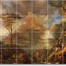 Cole Landscapes Shower Tile Murals Bathroom Decor Design Floor