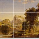 Cole Landscapes Room Dining Tile Murals Interior Decor Remodel