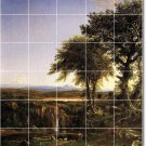 Cole Landscapes Room Tile Murals Dining Decor Interior Remodel