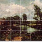 Constable Country Mural Bedroom Wall Idea Remodeling Design Home
