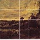 Constable Landscapes Floor Murals Bathroom Ideas Decorating Home