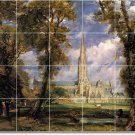 Constable Country Shower Tile Wall Mural Renovate Interior Ideas