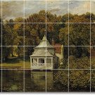 Constable Country Room Tile Dining Murals Remodel Decor Interior
