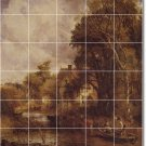 Constable Country Room Tile Murals Dining Decor Interior Remodel
