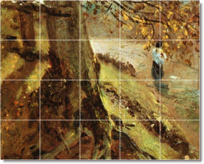 Constable Country Backsplash Mural Kitchen Tiles Design Renovate