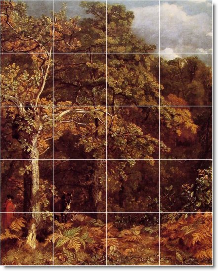 Constable Country Bathroom Wall Murals Wall Idea Decorating Home