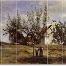 Corot Country Bedroom Wall Murals Wall Construction House Ideas