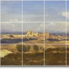 Corot Landscapes Dining Mural Room Floor House Decorating Idea