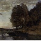 Corot Landscapes Backsplash Mural Kitchen Decor Interior Decor