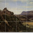Corot Landscapes Wall Room Mural Living Renovations Home Ideas