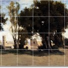 Corot Country Murals Wall Wall Room Dining Modern Home Renovate