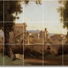 Corot Village Murals Wall Room Dining Wall Home Renovate Modern