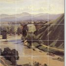 Corot Landscapes Backsplash Kitchen Murals Wall Art Commercial