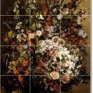 Courbet Flowers Room Living Wall Wall Murals Commercial Design