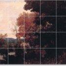 Courbet Landscapes Living Tiles Floor Room Renovations Design