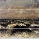 Courbet Waterfront Mural Bedroom Tiles Decorating Home Modern