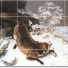 Courbet Animals Room Living Mural Floor Decorating Ideas House