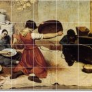 Courbet Village Room Floor Living Mural Ideas House Decorating