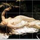 Courbet Nudes Wall Mural Bedroom Home Contemporary Construction