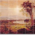 Cropsey Landscapes Kitchen Wall Murals Renovations Ideas Home