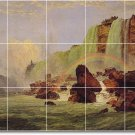 Cropsey Waterfalls Tiles Room Wall Renovate Residential Ideas