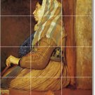 Degas Women Dining Room Tiles Mural Wall Construction Home Idea