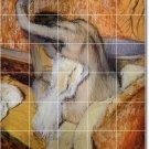 Degas Nudes Dining Wall Mural Room Tiles Idea Construction Home