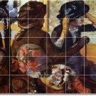 Degas Women Wall Tiles Kitchen Mural Decorate Construction Home