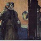 Degas Women Mural Mural Wall Tiles Room House Decorating Modern