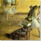 Degas Dancers Backsplash Wall Murals Kitchen Ideas Construction