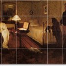 Degas Men Women Mural Room Dining Tiles Home Modern Renovation