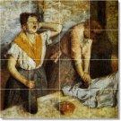 Degas Women Bathroom Wall Tile Murals Design Construction House