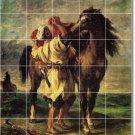Delacroix Horses Wall Wall Room Murals Home Ideas Construction