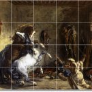Delacroix Horses Wall Wall Murals Room Construction Home Ideas