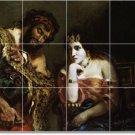 Delacroix Historical Backsplash Tiles Ideas Interior Renovations