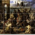 Delacroix Historical Tiles Wall Room Dining Renovate Ideas House