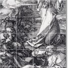 Durer Illustration Room Tile Murals Living Decor Home Remodel