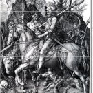 Durer Illustration Wall Mural Dining Room Wall Renovate House