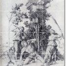 Durer Illustration Shower Wall Tiles Ideas Commercial Remodel