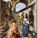 Durer Religious Tiles Wall Kitchen Home Decorating Traditional