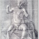 Durer Illustration Murals Wall Shower Tile Modern House Decor