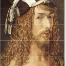 Durer Men Wall Shower Bathroom Tile Mural Renovate Design House