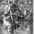 Durer Illustration Murals Floor Bathroom House Ideas Decorating
