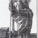 Durer Illustration Room Tile Mural Renovations Ideas Commercial