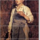 Duveneck Children Mural Floor Room Tiles Remodeling Design House